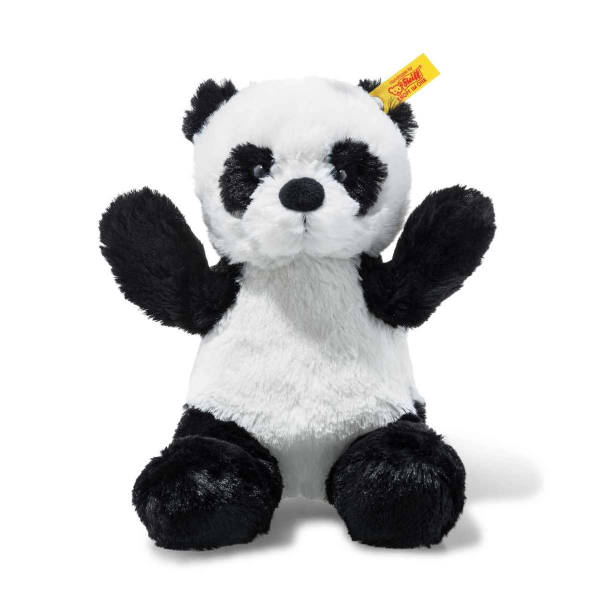 Ming the 18cm Panda by Steiff. 075766